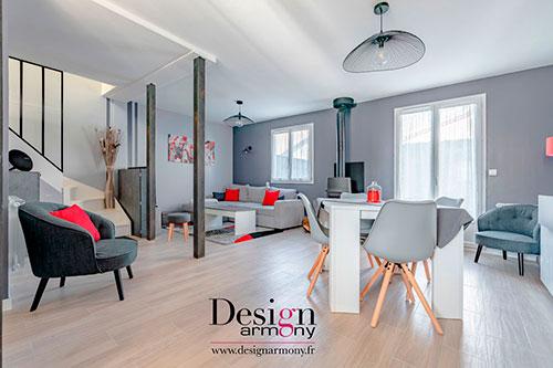 Séjour par Design Armony